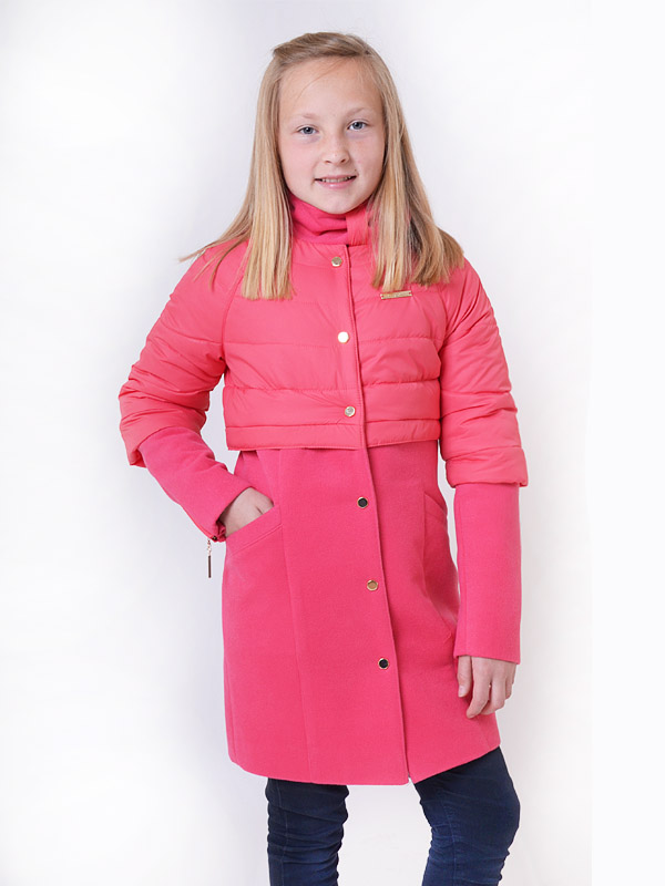 Liubochka Coat