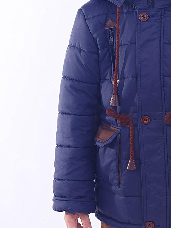 Stas Long Jacket