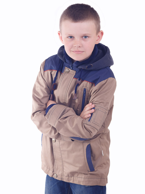 Куртка-парка Макар