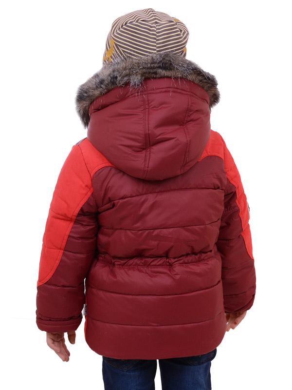 Куртка Олесь удлиненная