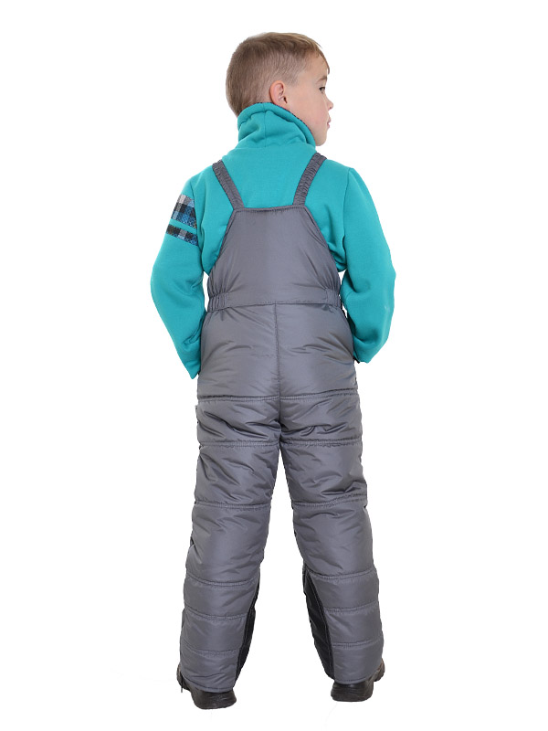Trousers-overalls