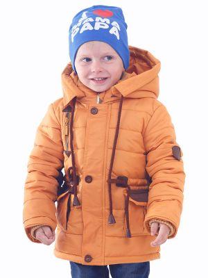Куртка удлиненная Стас