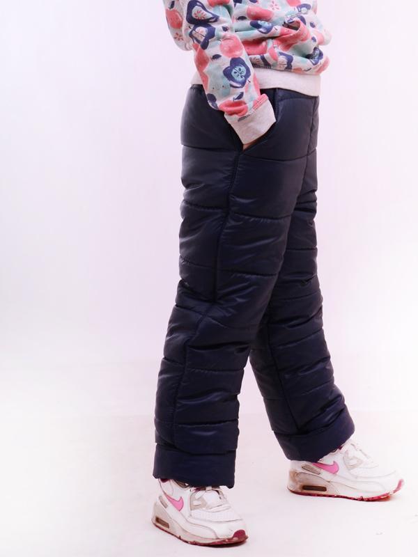 Зимние штаны LUXIK синие k42