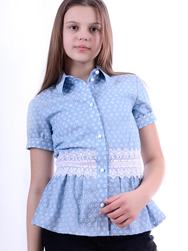 Блуза  Хризантема